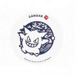 Glass Coaster Papercutting Gengar Pokémon