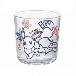 Glass Papercutting Eevee Pokémon