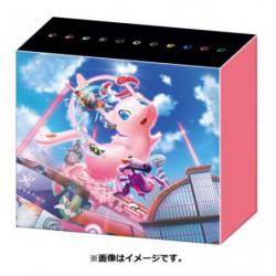 Deck Box Large Capacity Dynamax Mew Pokémon