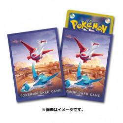 Card Sleeves Latias Latios Assist Pokémon