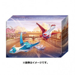 Double Deck Box Latias Latios Assist Pokémon
