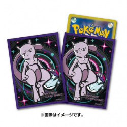 Card Sleeves Mewtwo BALL FREAK