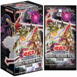 World Premiere Pack 2021 Booster Box Yu-Gi-Oh!