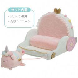 Plush Carriage Sumikko Fairy Tale
