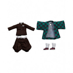 Nendoroid Doll Outfit Set Tanjiro Kamado Demon Slayer Kimetsu no Yaiba