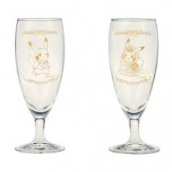 Pair Glass Precious Wedding japan plush