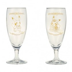 Paire Verre Precious Wedding japan plush