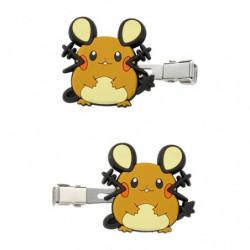 Barrette Cheveux Frange Dedenne Pokémon accessory