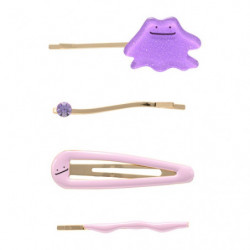 Hairpin Ditto Pokémon accessory