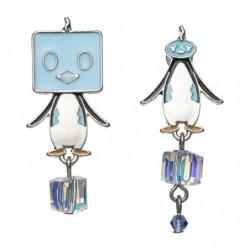Clip Earrings Eiscue Pokémon accessory