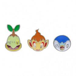 Boucles Oreilles Piercing Tortipouss Ouisticram Tiplouf Pokémon accessory