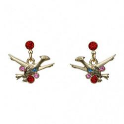 Clip Earrings Latias Pokémon accessory