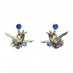 Clip Earrings Latios Pokémon accessory