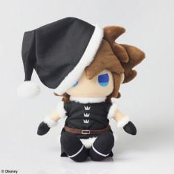 Plush Sora Christmas Town Ver. Kingdom Hearts