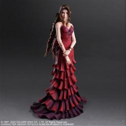 Figurine Aerith Gainsborough Robe Ver. Final Fantasy VII Remake PLAY ARTS