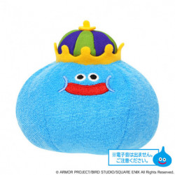 Plush Squeaky King Slime Dragon Quest
