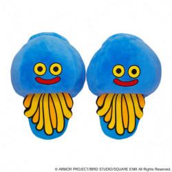 Plush Slippers Healslime Smile Slime Dragon Quest