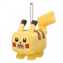 Mascot Pokemon Quest Pikachu japan plush