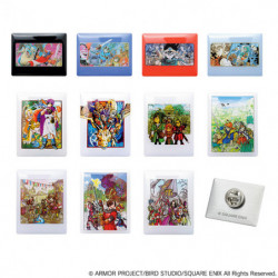 Pins Collection Package Illustration Dragon Quest