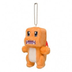 Mascot Pokemon Quest Charmander japan plush