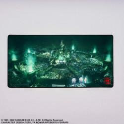 Tapis Souris Gaming Grand Format Midgar Final Fantasy VII Remake