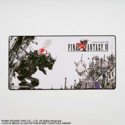 Tapis Souris Gaming Grand Format Final Fantasy VI