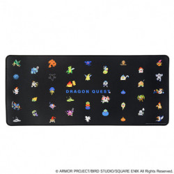 Mouse Pad Big Size Monsters Pattern Dragon Quest