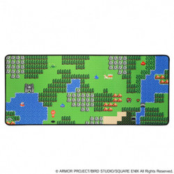 Mouse Pad Big Size Pixel Art Field Dragon Quest