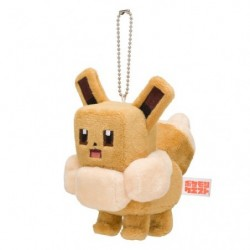Mascot Pokemon Quest Eevee japan plush