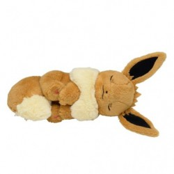Plush Eevee Sleeping japan plush