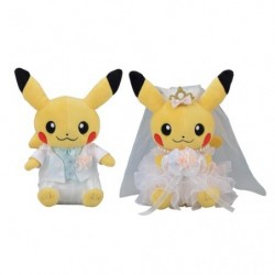 Plush Pair Pikachu Precious Wedding japan plush