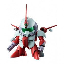 Figure Second Gun with Third Gun Parts Mashin Hero Wataru PLAMAX