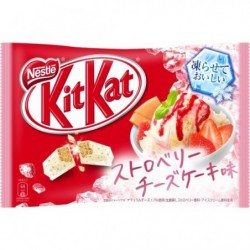 Kit Kat Mini Strawberry Cheese Cake japan plush
