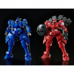 Figures OZ 13MSX1 Vayeate OZ 13MSX2 Mercurius Mobile Suit Gundam Wing