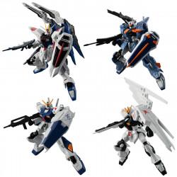 Figures FA 01 SET Mobile Suit Gundam G Frame