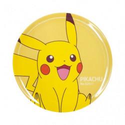 Melamine Plate Pikachu Plain