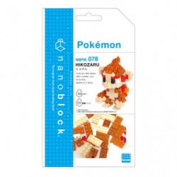 Nanoblock Chimchar Pokémon