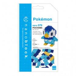 Nanoblock Piplup Pokémon