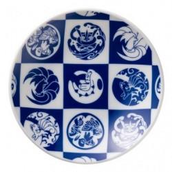 Plate Poke Yako Mawile japan plush