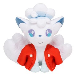Plush Poke Yako Alola Vulpix japan plush