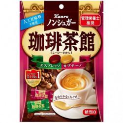 Candy Sugarfree Coffee Sakan KANRO