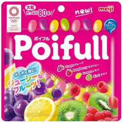Candy Poifull Large Pack Meiji