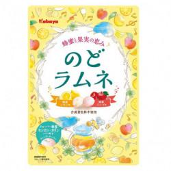 Throat Sweets Ramune Kabaya