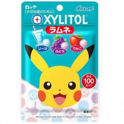 Candy Xylitol Ramune Pikachu LOTTE