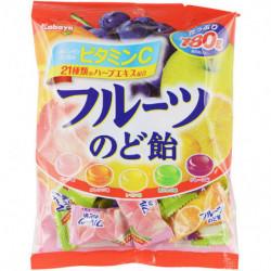Throat Sweets Fruits Kabaya