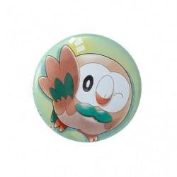 Badge ROWLET with YOU japan plush