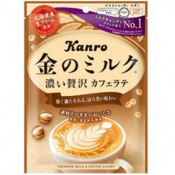 Candy Cafe Latte Kin No Milk KANRO
