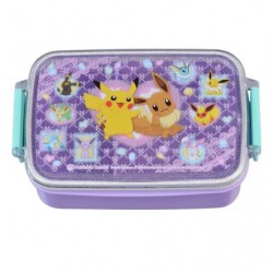 Lunch Box Pikachu Eevee Friends japan plush