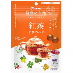 Throat Sweets Tea KANRO