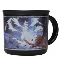 Mug Tasse Noir Ultra Necrozma japan plush